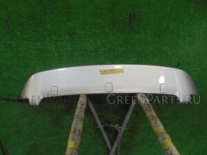 Спойлер на Honda Fit GD1 L13A