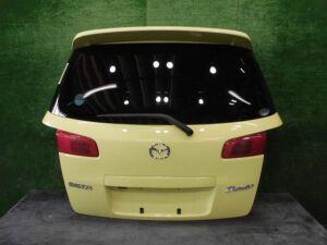 Дверь задняя на Mazda Demio DY5W ZY-VE