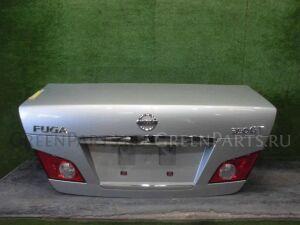 Крышка багажника на Nissan Fuga PY50 VQ35DE