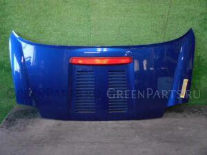 Крышка багажника на Toyota MR-S ZZW30 1ZZ-FE