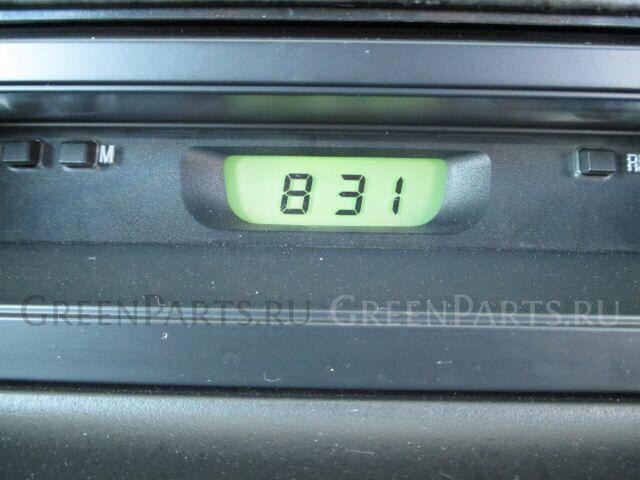 Часы на Subaru Forester SG5
