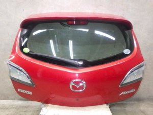 Дверь задняя на Mazda Axela BL5FW ZYVE