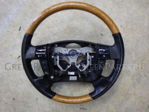 Руль на Toyota Mark X GRX121 3GRFSE