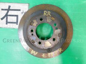 Тормозной диск на MMC;MITSUBISHI Delica D5 CV5W 4B12