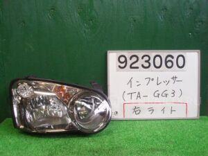 Фара на Subaru Impreza GG3 EJ152DX7AE