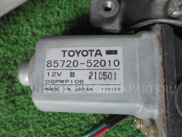 Стеклоподъемный механизм на Toyota Vitz SCP10 1SZ-FE