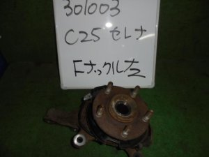 Ступица на Nissan Serena C25 MR20DE