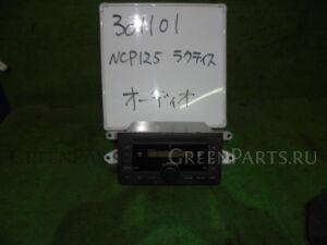 Автомагнитофон на Toyota Ractis NCP125 1NZ-FE