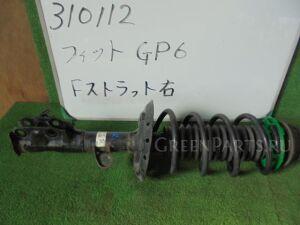 Стойка амортизатора на Honda Fit GP6 LEB-H1