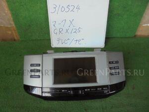 Автомагнитофон на Toyota Mark X GRX125 4GR-FSE