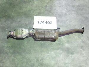 Глушитель на Subaru Forester SG5 EJ205