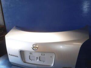 Крышка багажника на Nissan Primera QP12 QG18DE