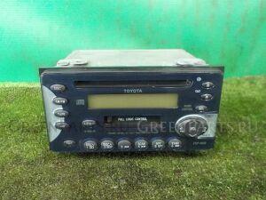 Автомагнитофон на Toyota Corolla Fielder NZE124G 1NZ-FE