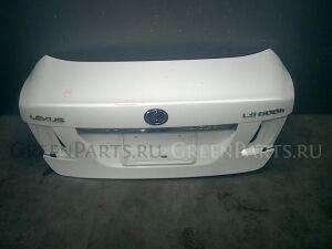 Крышка багажника на Toyota LEXUS LS UVF45 2UR-FSE