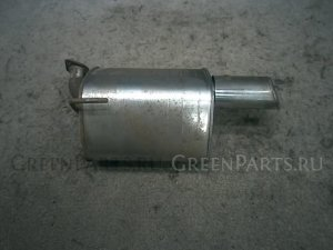 Глушитель на Subaru Legacy BP5 EJ20X