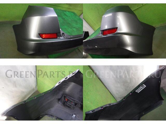 Бампер на Honda Fit Shuttle GP2