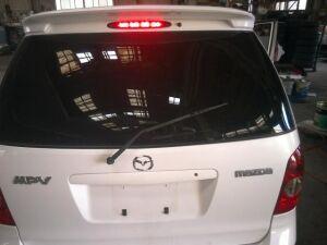 Дверь задняя на Mazda Mpv LW3W L3