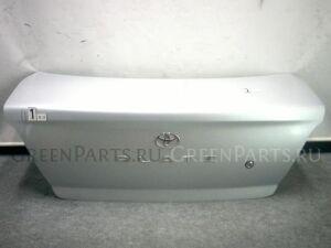 Крышка багажника на Toyota Platz NCP12 1NZ-FE
