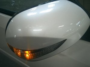 Зеркало двери боковой на Subaru Legacy BL5 EJ203HPDAE
