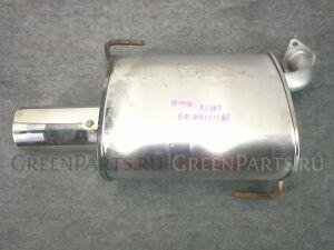 Глушитель на Subaru Legacy BP5 EJ204DPAJE