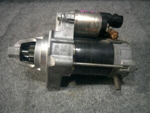 Стартер на Honda Fit GE6 L13A-415