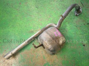 Глушитель на Toyota Ractis NCP100 1NZ-FE