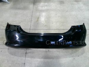 Бампер на Honda Fit GD1 L13A-204