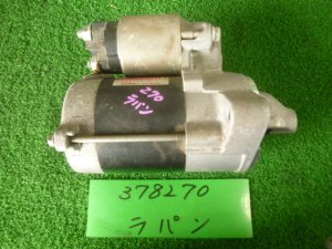 Стартер на Suzuki Lapin HE22S K6A
