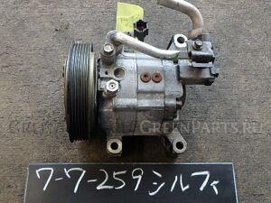 Компрессор кондиционера на Nissan Bluebird Sylphy QG10 QG18DE