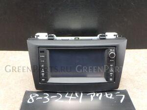 Автомагнитофон на Mazda Axela BL5FW ZY-VE