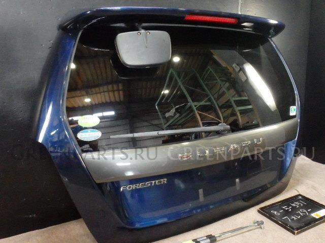 Дверь задняя на Subaru Forester SG5 EJ205DXSBE