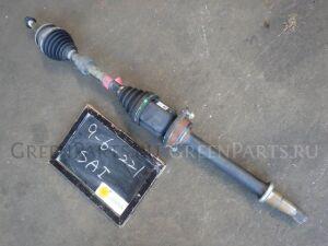 Привод на Toyota Sai AZK10 2AZ-FXE
