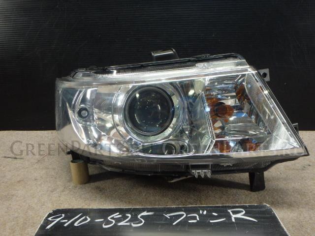 Фара на Suzuki Wagon R MH23S K6A 100-59191