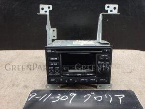 Автомагнитофон на Nissan Gloria UY33 RD28