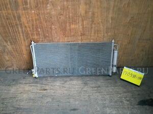 Радиатор кондиционера на Nissan Teana TNJ31 QR25DE