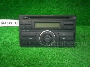 Автомагнитофон на Nissan Bluebird Sylphy KG11 MR20DE
