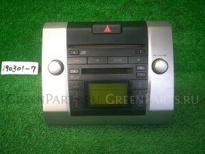 Автомагнитофон на Suzuki Wagon R MH21S K6AT