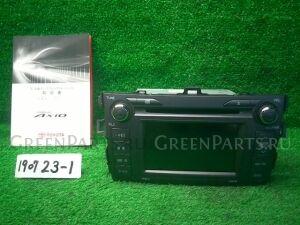 Автомагнитофон на Toyota Corolla Axio NZE144 1NZ-FE