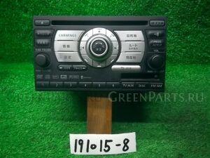 Автомагнитофон на Nissan Dualis J10 MR20DE