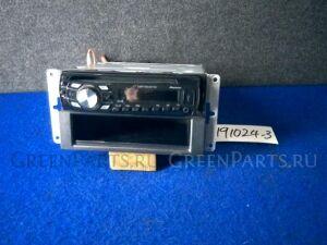 Автомагнитофон на Suzuki Wagon R MC22S K6A