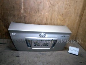 Крышка багажника на Toyota Corolla NZE121 1NZ-FE