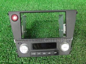 Блок управления климатконтроля на Subaru Legacy BP5 EJ203