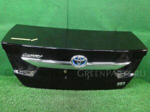Крышка багажника на Toyota Camry AVV50 2AR-FXE