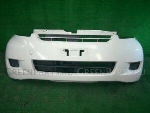 Бампер на Toyota Passo KGC15 1KR-FE