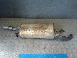 Глушитель на Toyota Bb NCP30 2NZ-FE