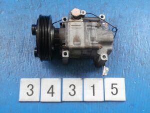 Компрессор кондиционера на Mazda Demio DY5W ZYVE