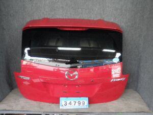 Дверь задняя на Mazda Premacy CREW