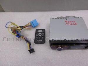 Автомагнитофон на Suzuki Wagon R MH22S K6AT