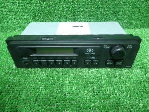 Автомагнитофон на Toyota Regius ace TRH200V 1TR-FE