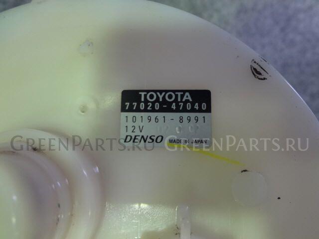 Бензонасос на Toyota Prius NHW20 1NZFXE